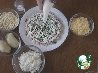 Салат Невеста ингредиенты