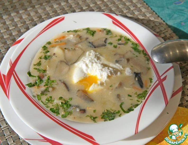 Рецепт: Южно-чешская кулайда