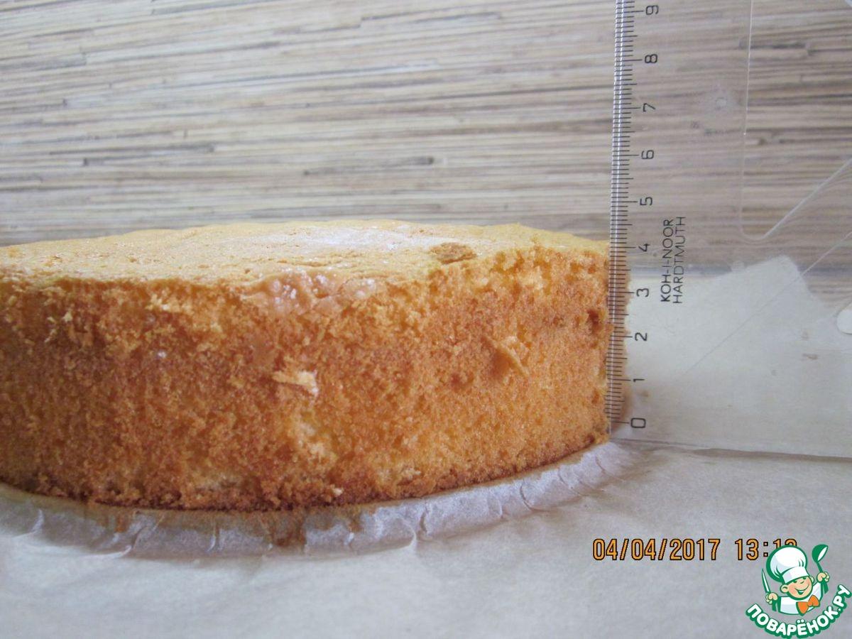 """Торт """"Воздушное наслаждение"""""""