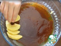 Перевернутый яблочный пирог ингредиенты