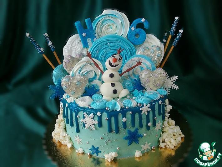 Тортики любимые... вкусные, красивые!