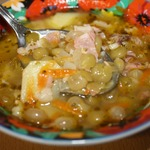 Кельнский гороховый суп