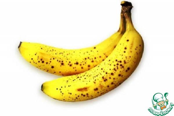 Два банана в день!