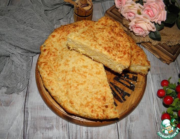 Рецепт: Сырная запеканка
