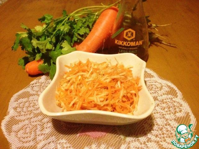 кольраби по-корейски на зиму рецепты