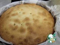 Кокосовый пирог с малиной ингредиенты