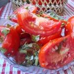 Пряные помидоры по-корейски