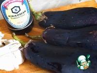 Быстрые баклажаны в соевом соусе ингредиенты