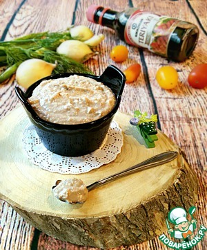 Pâté canned fish