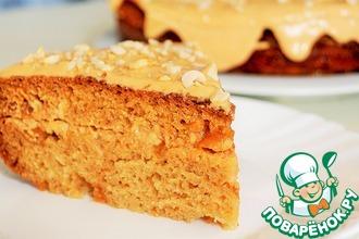 Рецепт: Самый простой и быстрый торт
