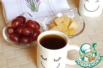 Рецепт: Кофе с кардамоном и лавандой