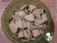 Кабачки с овощами Сытные ингредиенты