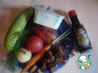 Суп грибной летний ингредиенты