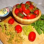 Малосольные помидоры черри Пальчики оближешь