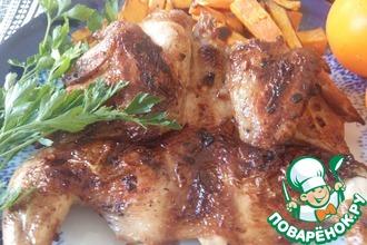Рецепт: Цыпленок по-чкмерски