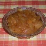 Варенье из яблок с мятой