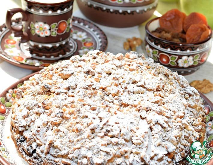 Рецепт: Пирог Восточная сказка