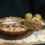 Яблочный пирог Прованс