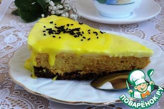 Рецепт: Торт «Манговый парадиз»