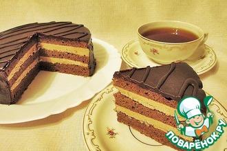 Рецепт: Классический торт Прага