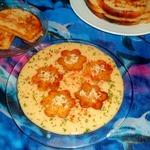 Рыбный суп-пюре с овощами