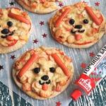 Пита-пицца Собачки