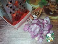 Улитки в томатном соусе ингредиенты