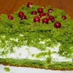 Торт Лесной мох