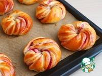 Домашние булочки с клюквенной начинкой ингредиенты