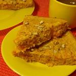 Пирог Морковно-яблочное удовольствие