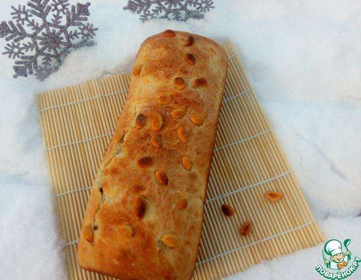 Рецепт: Хлеб Праздничный