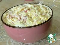 Картофельный салат с маринованным луком ингредиенты