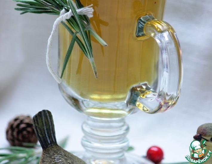 Рецепт: Чай Зимние грезы