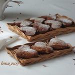 Шоколадно-ореховое печенье на желтках