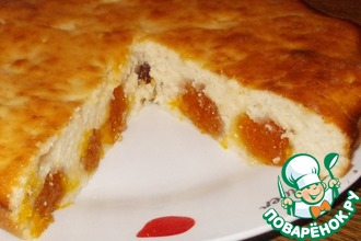 Рецепт: Пирог с мармеладом