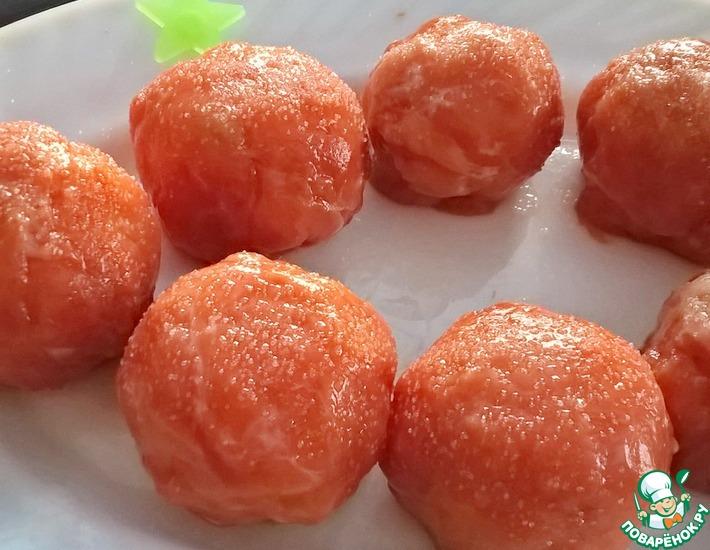 Рецепт: Суши-шар