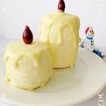 Пирожное Ванильная свеча