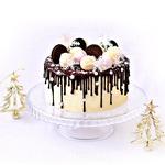 Муссовый торт Рафаэло