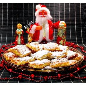 Печенье Хрустящее из хлопьев с цукатами