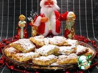 Печенье Хрустящее из хлопьев с цукатами ингредиенты