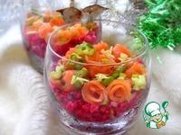 Веррины с лососем и кускусом ингредиенты