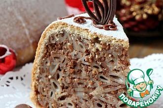 Рецепт: Рождественский стонский торт