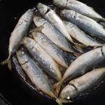 Как не пережарить рыбу