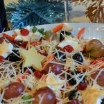 Салат Сырная тарелка