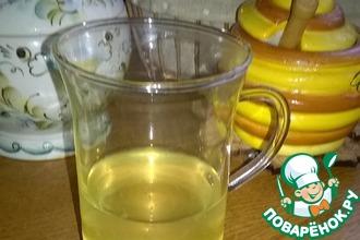 Рецепт: Фруктово-витаминный чай