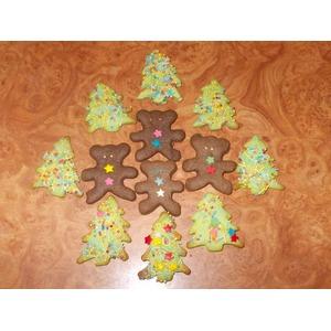 Печенье на рассоле Новогоднее ассорти