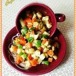 Салат картофельный Простецкий