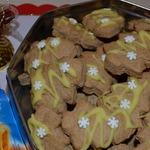 Печенье сахарное пряное