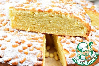 Рецепт: Лимонный пирог от Сары