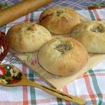 Расстегаи Днепропетровские с рисом и грибами
